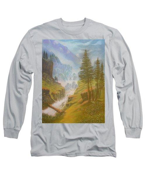 Verdi Colline Long Sleeve T-Shirt