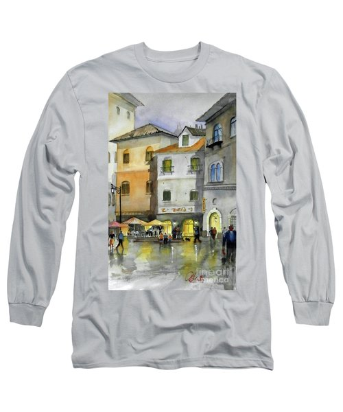 via Corso Long Sleeve T-Shirt