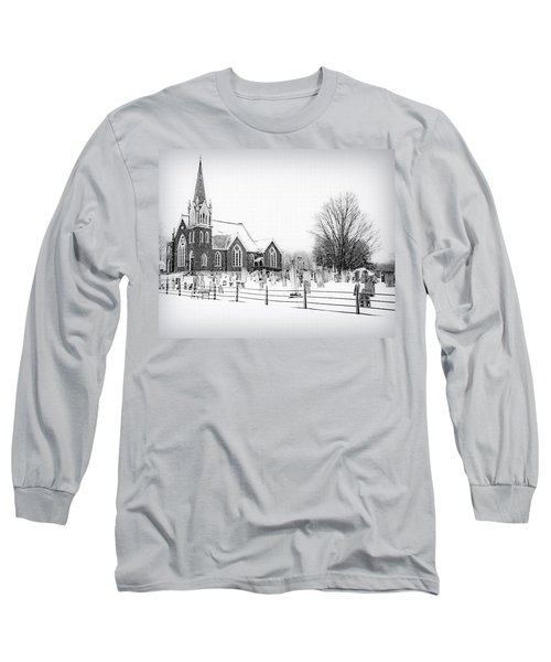 Victorian Gothic Long Sleeve T-Shirt