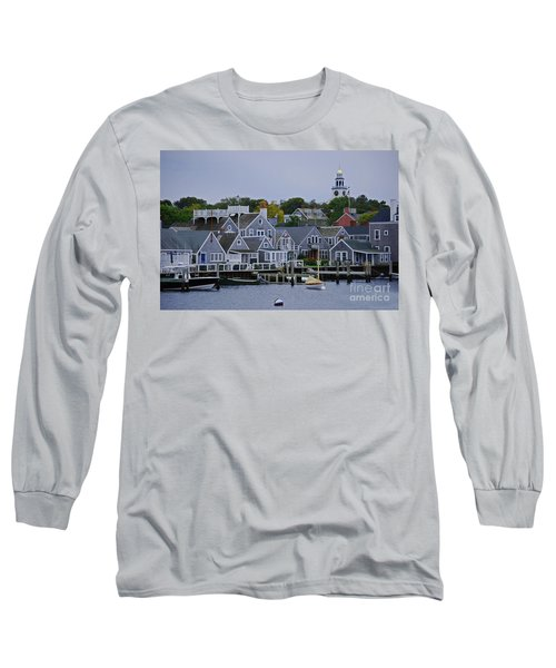 View From The Water Long Sleeve T-Shirt