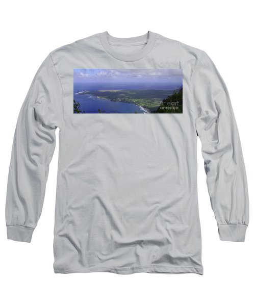 View Of Kaulapapa Long Sleeve T-Shirt