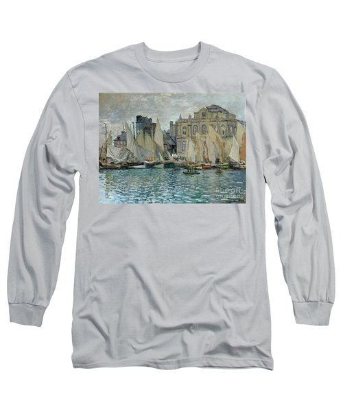 View Of Le Havre Long Sleeve T-Shirt