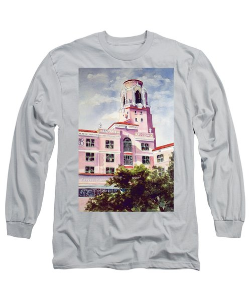 Vinoy, Renaissance Revisted Long Sleeve T-Shirt by Roxanne Tobaison