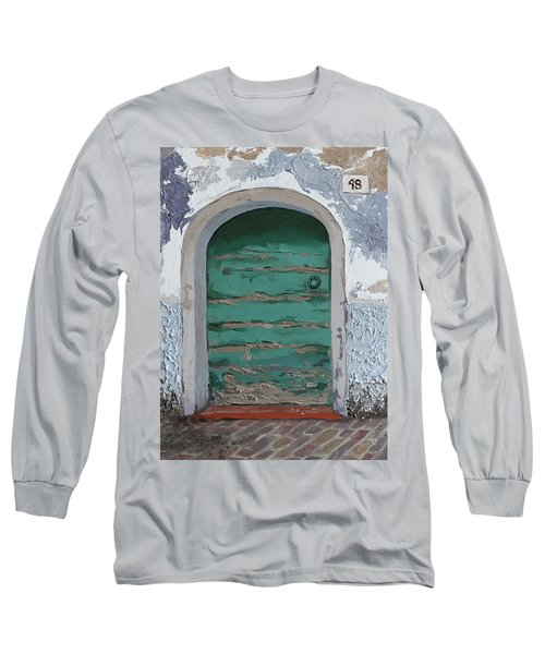 Vintage Series #2 Door Long Sleeve T-Shirt