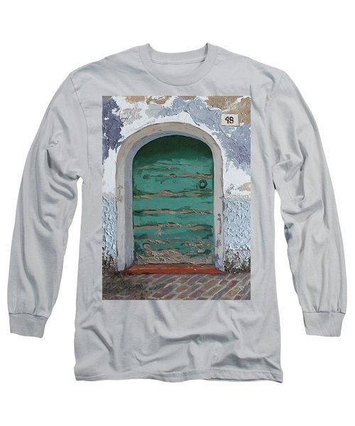 Vintage Series #2 Door Long Sleeve T-Shirt