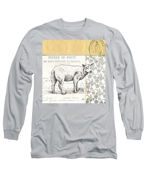 Vintage Farm 3 Long Sleeve T-Shirt