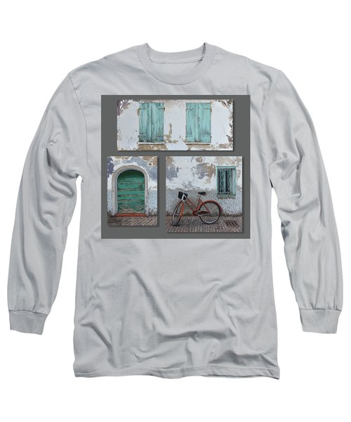 Vintage Series All 3 In 1 Long Sleeve T-Shirt