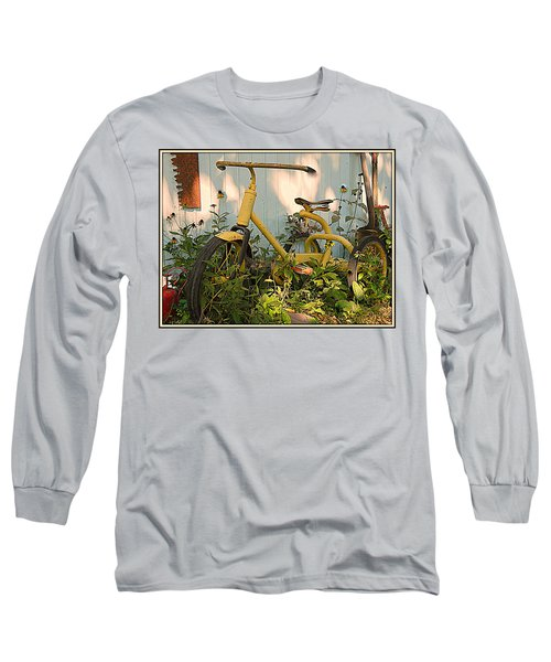 Vintage Tricycle Long Sleeve T-Shirt
