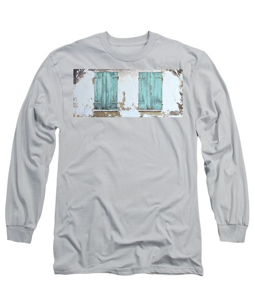 Vintage Series #1 Windows Long Sleeve T-Shirt