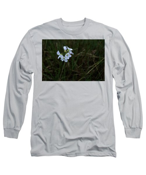 Violet Long Sleeve T-Shirt