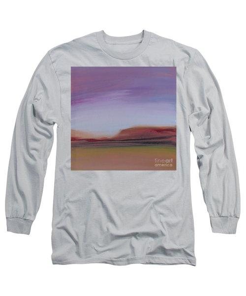Violet Skies Long Sleeve T-Shirt