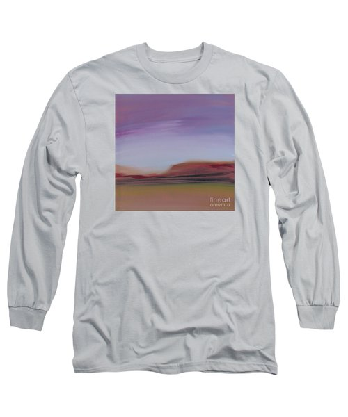 Violet Skies Long Sleeve T-Shirt