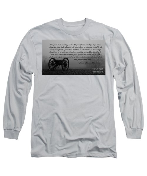 Vision-place Of Souls Long Sleeve T-Shirt