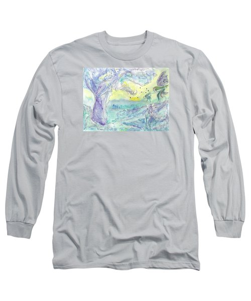 Visitors Long Sleeve T-Shirt