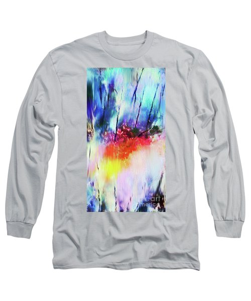 Volcanic Fissures Long Sleeve T-Shirt