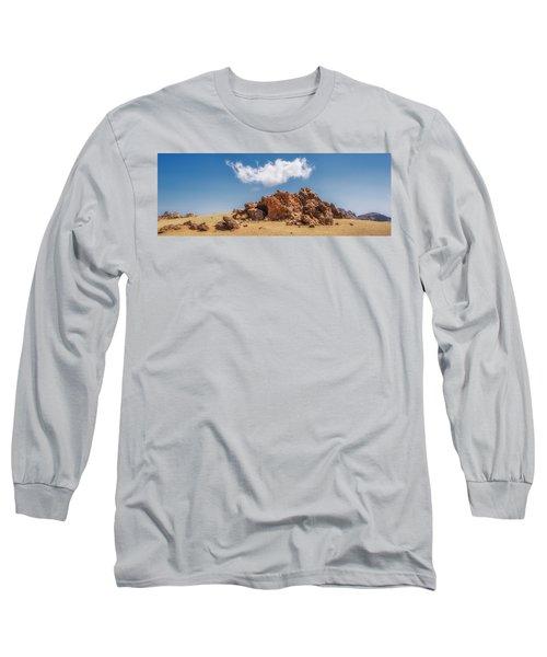 Volcanic Rocks Long Sleeve T-Shirt