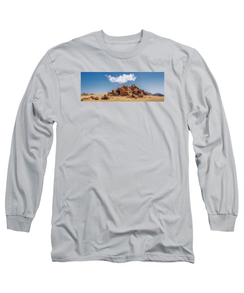 Volcanic Rocks Long Sleeve T-Shirt
