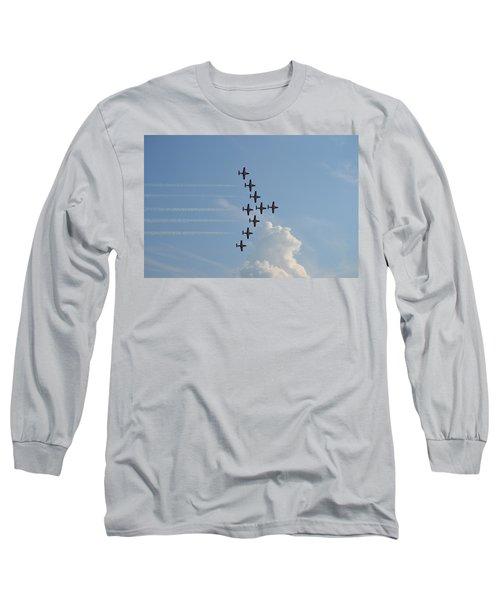 Vulcan Formation Long Sleeve T-Shirt