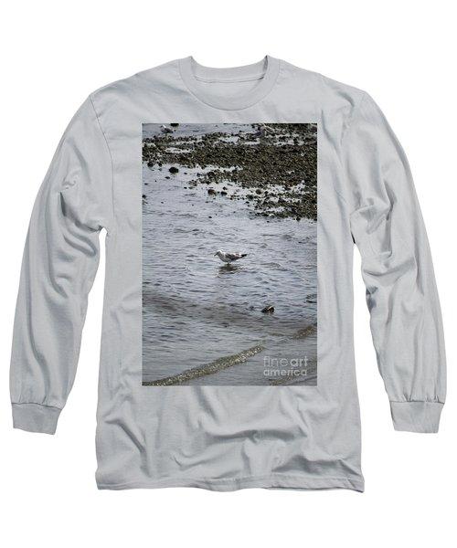Wading Gull Long Sleeve T-Shirt