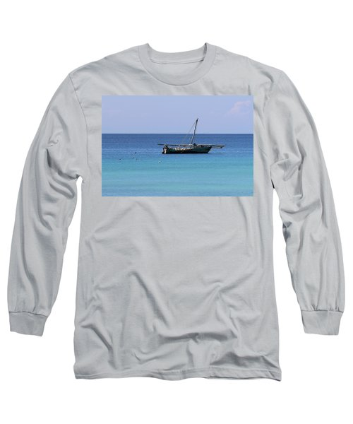 Waiting For Adventure Long Sleeve T-Shirt