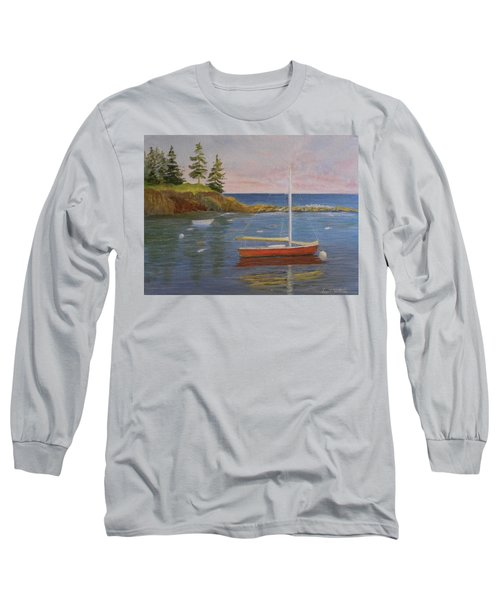 Waiting For The Wind Long Sleeve T-Shirt