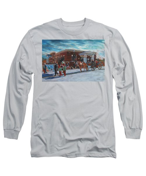 Wake Forest Christmas Parade Long Sleeve T-Shirt