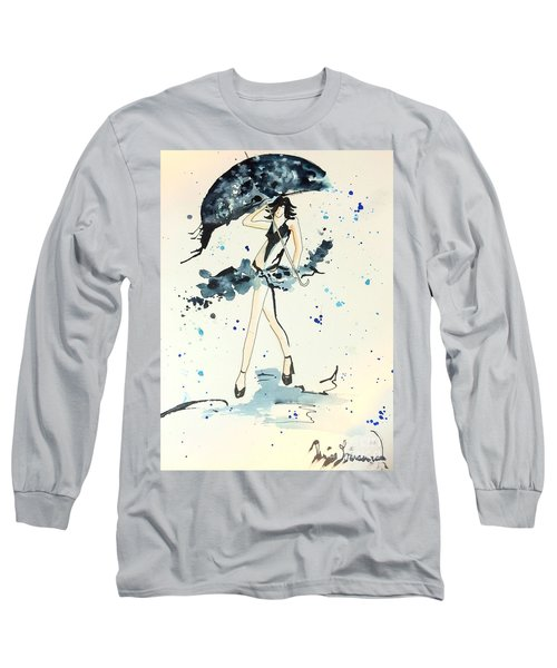 Walk On Long Sleeve T-Shirt