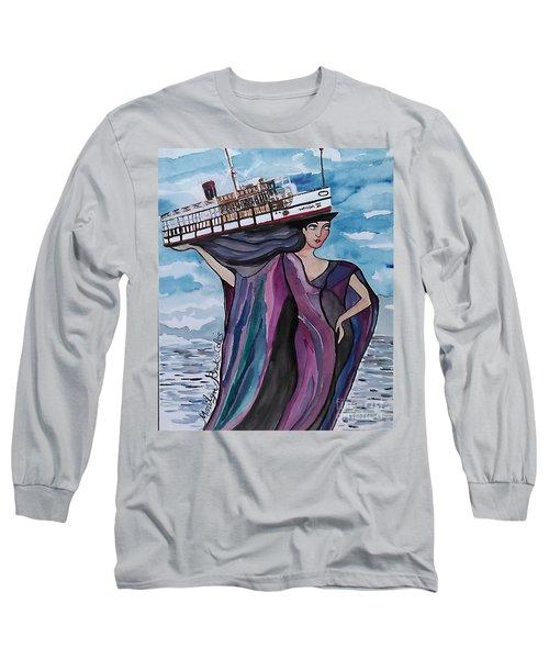 Wanda IIi Long Sleeve T-Shirt