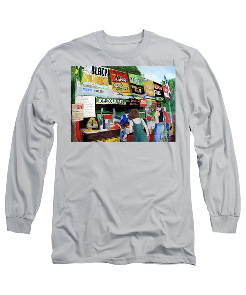 George Washington Carver State Park Long Sleeve T-Shirt
