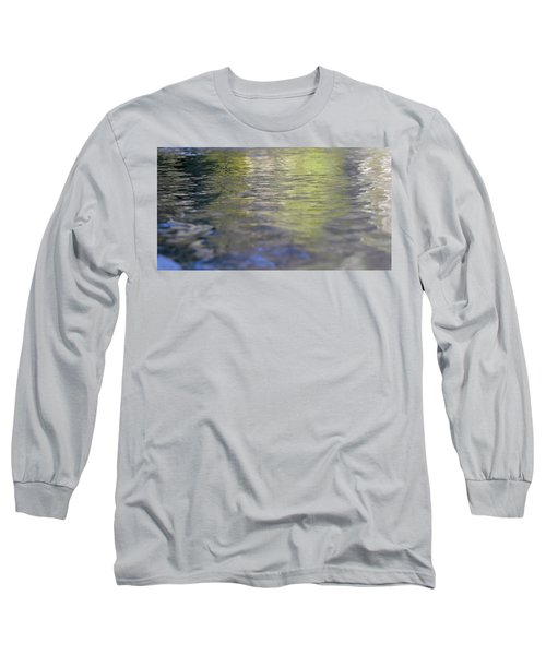 Water Colours Long Sleeve T-Shirt