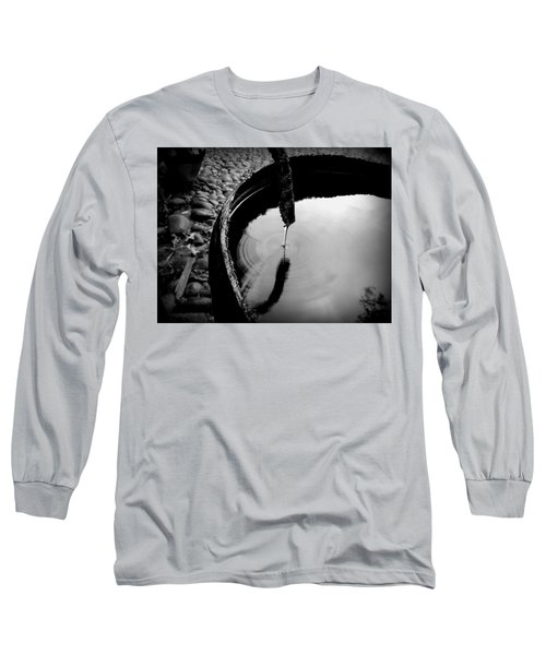 Water Rings Long Sleeve T-Shirt