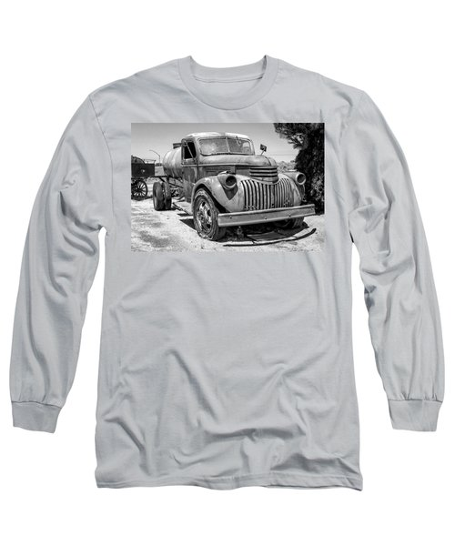Water Truck - Chevrolet Long Sleeve T-Shirt