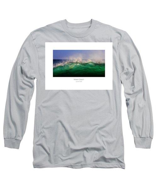 Wave Crest Long Sleeve T-Shirt