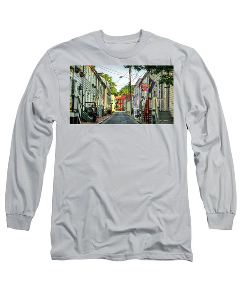 Way Downtown Long Sleeve T-Shirt