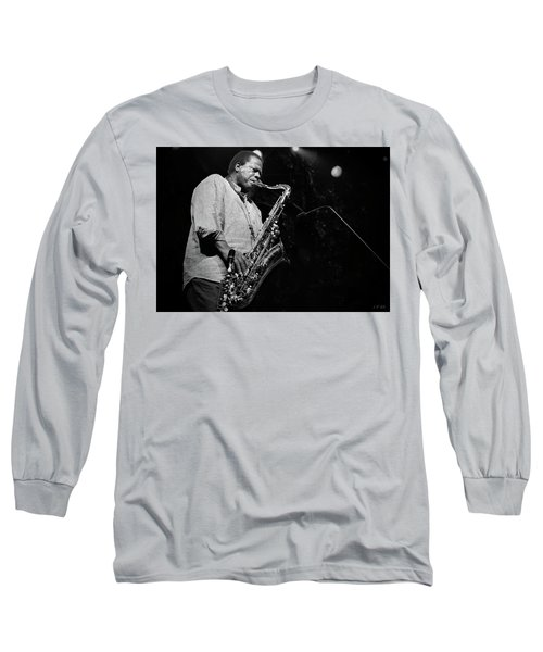 Wayne Shorter Discography Long Sleeve T-Shirt