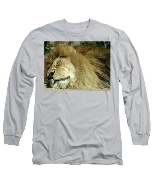 We All Like To Pass As Cats Long Sleeve T-Shirt
