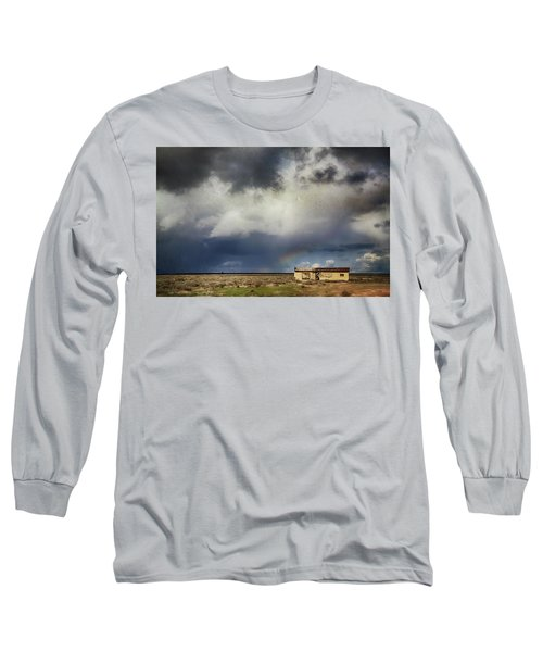 Long Sleeve T-Shirt featuring the photograph We All Need A Little Hope by Laurie Search