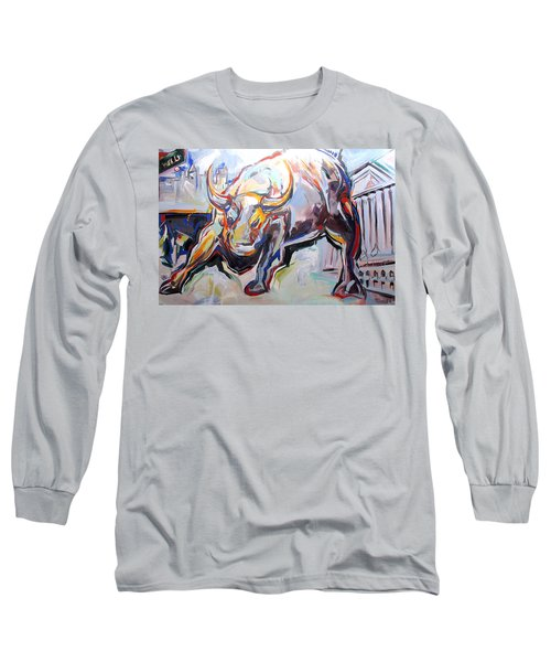 Wealth Long Sleeve T-Shirt
