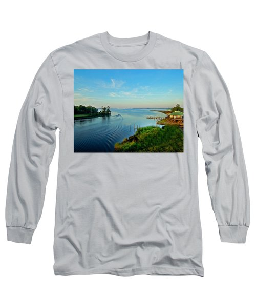 Weeks Bay Going Fishing Long Sleeve T-Shirt