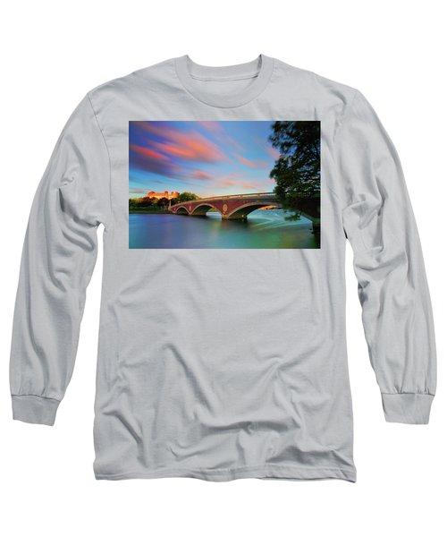 Weeks' Bridge Long Sleeve T-Shirt