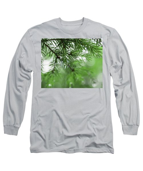 Weeping Pine 2 Long Sleeve T-Shirt