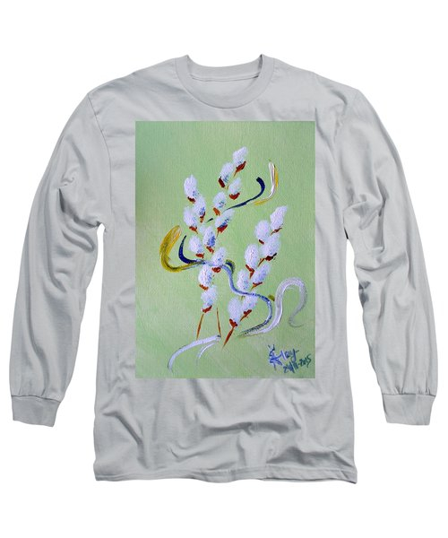 Welcome Spring Long Sleeve T-Shirt