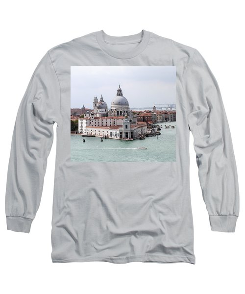 Welcome To Venice Long Sleeve T-Shirt