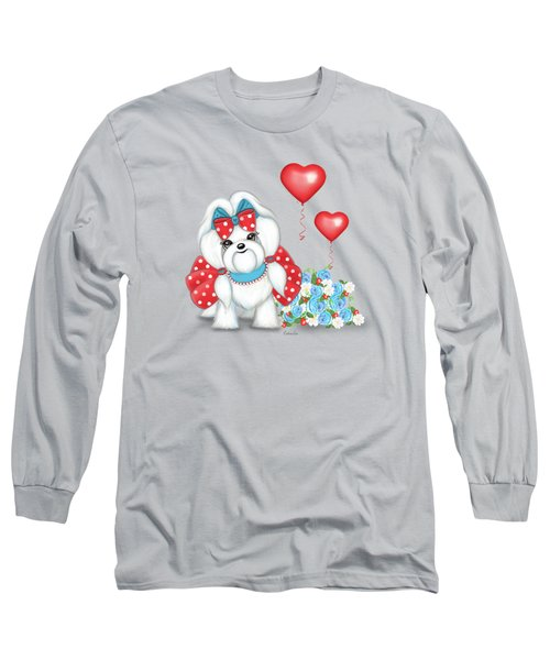 Welcome With Love  Long Sleeve T-Shirt