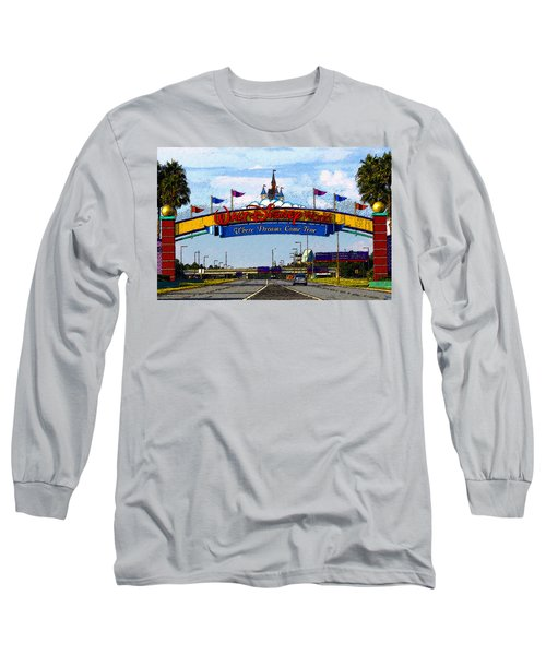 Were Dreams Come True Long Sleeve T-Shirt