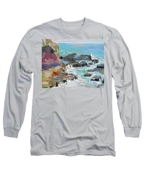 West Cliff Heat Long Sleeve T-Shirt
