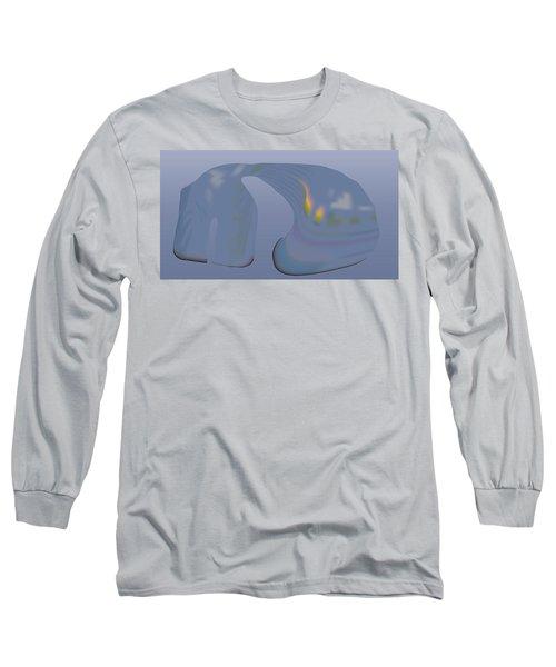 Whalescape Long Sleeve T-Shirt