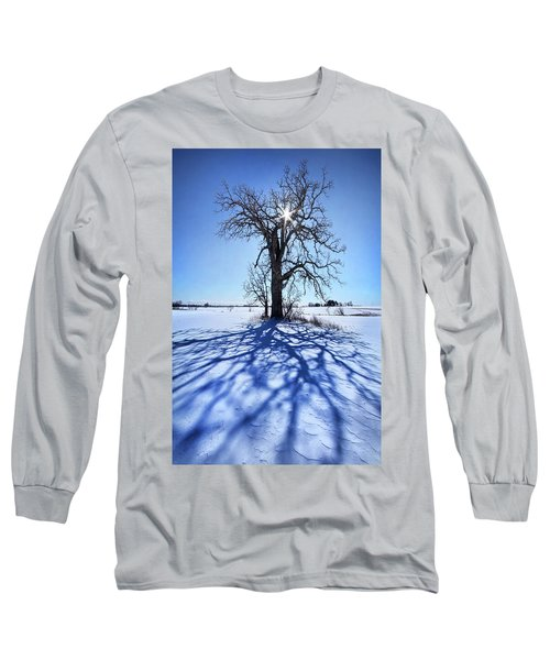 Long Sleeve T-Shirt featuring the photograph What I Am, What I Was, What I Will Be by Phil Koch