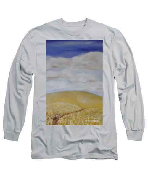 What Is Beyond? Long Sleeve T-Shirt