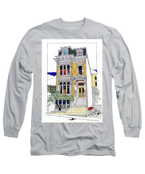What's In Your Window? Long Sleeve T-Shirt